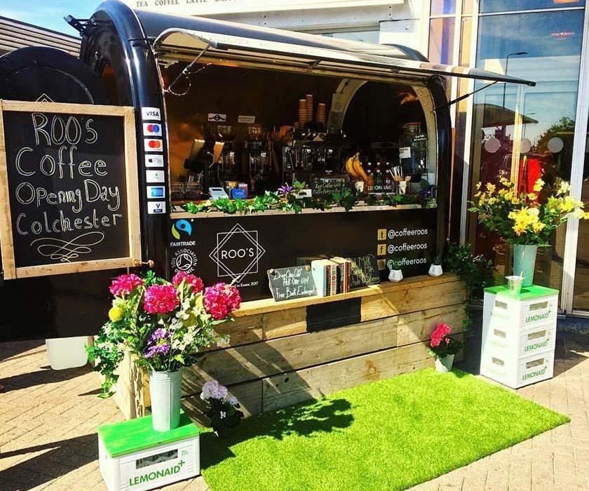 SEBB Funding Case Study – Roo's Coffee Cart