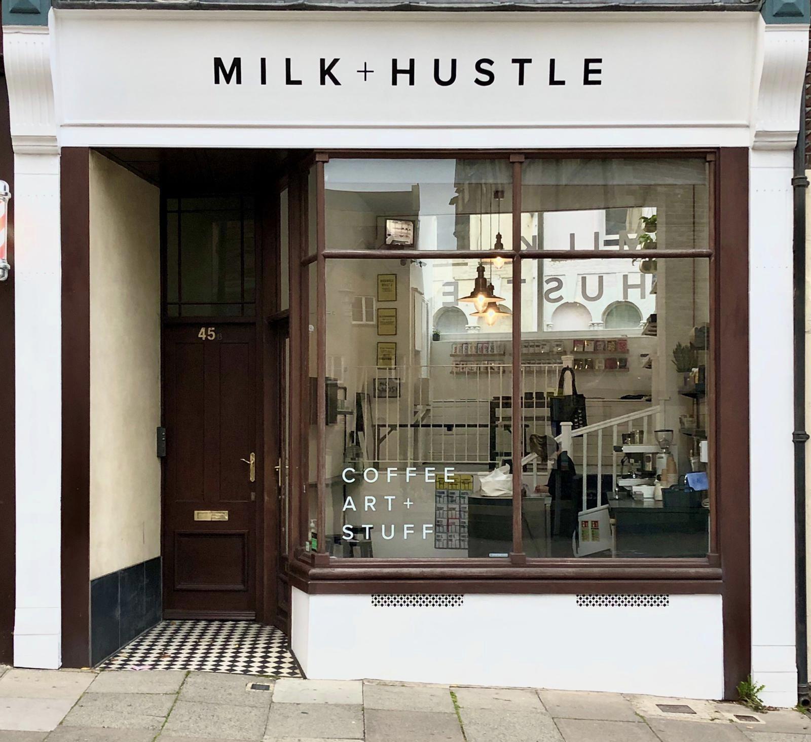 Milk and Hustle