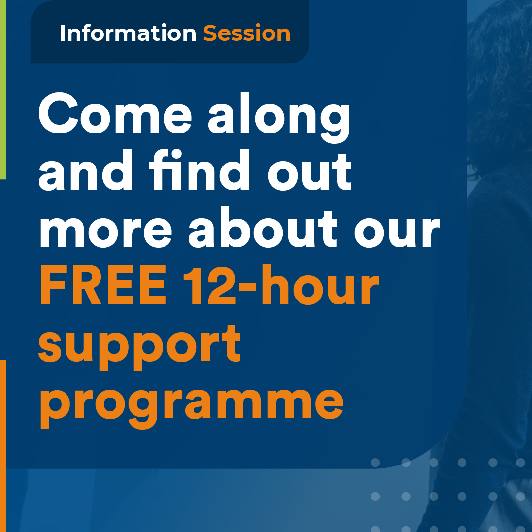 FREE business support information sessions